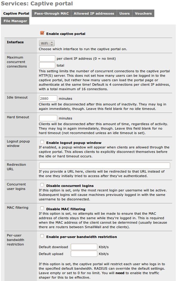 SmallWall Handbook